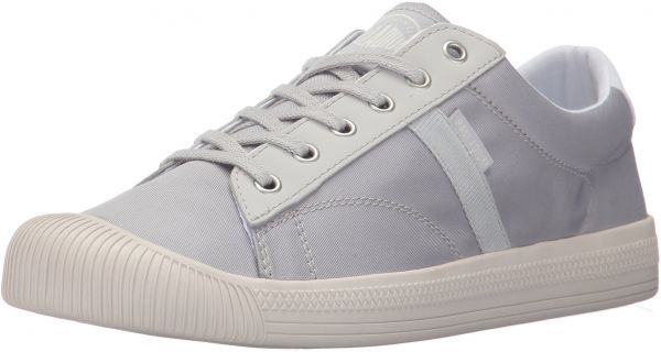 New Palladium Womens Flex Trng Camp Lo Gray Athletic Shoes Size 7