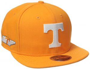 New Era NCAA Tennessee Volunteers State Clip Snap 9FIFTY Cap b2bcb7f10a68