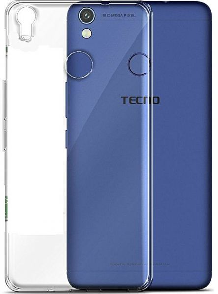 Back Ultra Thin Transparent Cover For Tecno L9 Plus | Souq