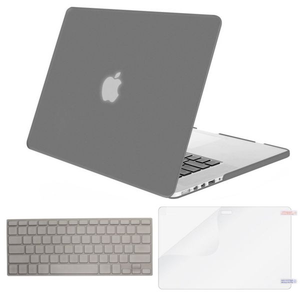 huge selection of f79cd 7c841 MOSISO Case Only Compatible MacBook Pro (W/O USB-C) Retina 13 Inch  (A1502/A1425)(W/O CD-ROM) Release 2015/2014/2013/end 2012 Plastic Hard  Shell & ...