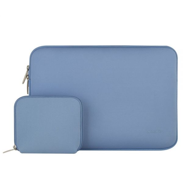 Mosiso Laptop Sleeve Bag for 15 Inch New MacBook Pro with Touch Bar A1990    A1707 2018 2017 2016 with Small Case 34351b952fbd
