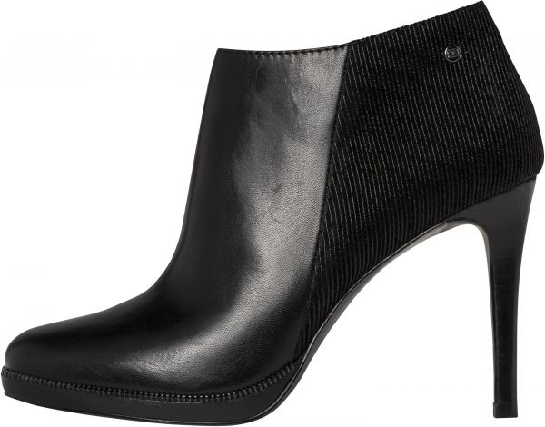 83a7246f2 Tommy Hilfiger 1285 Lacy 4C Heel Boots for Women - Black