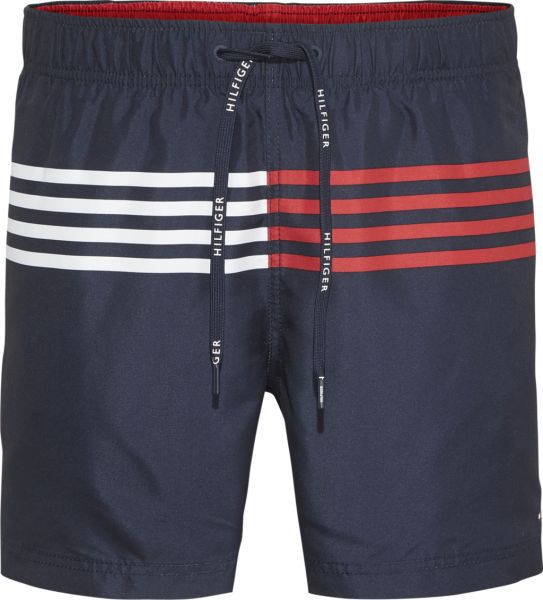 48c231ca Tommy Hilfiger Multi Color Swim Short For Men | KSA | Souq
