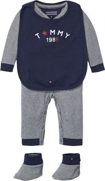 Tommy Hilfiger Baby Clothing Set For Newborn Baby 12 Months Navy