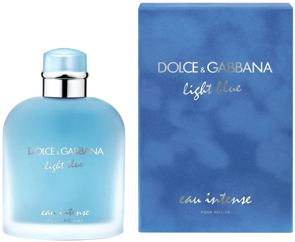 Dolce   Gabbana Light Blue Eau Intense For Men 200ml - Eau de Parfum ... 4df580281fc