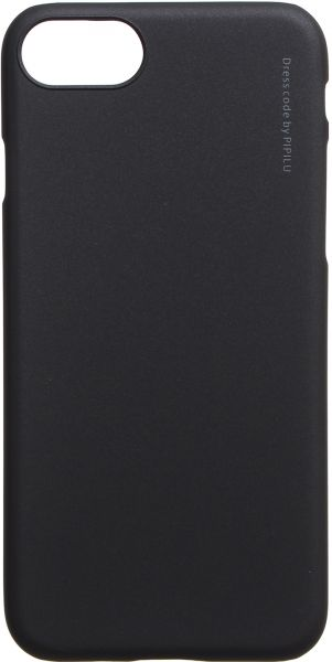 X-Level Metallic Back Cover For Apple iPhone 7, Black