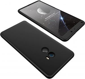 360 Degree Full Coverage Protection 3 in 1 Anti-shock Protective Hybrid Shell for Xiaomi Mi Mix 2