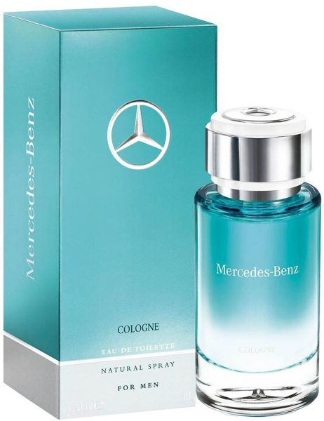 mercedes benz cologne for men 120ml eau de toilette. Black Bedroom Furniture Sets. Home Design Ideas