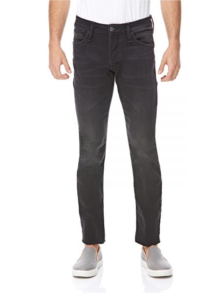 Jack & Jones Slim Fit Fit Jeans for Men - Black