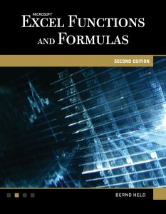 Microsoft Excel Functions And Formulas Covers 2010 2nd Edition Computer Science