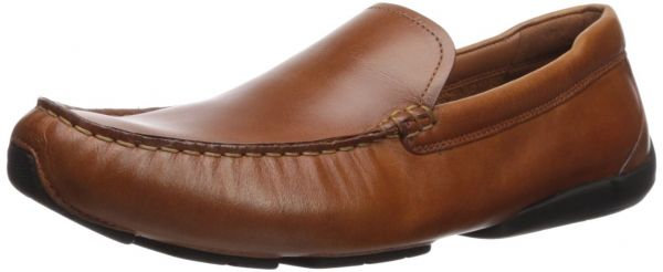 Mens Branson Venetian Driver Driving Style Loafer, Magnet, 7 Medium US Cole Haan