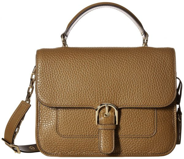 Michael Korscooper Large School Satchel Bag For Women Leather Luggage