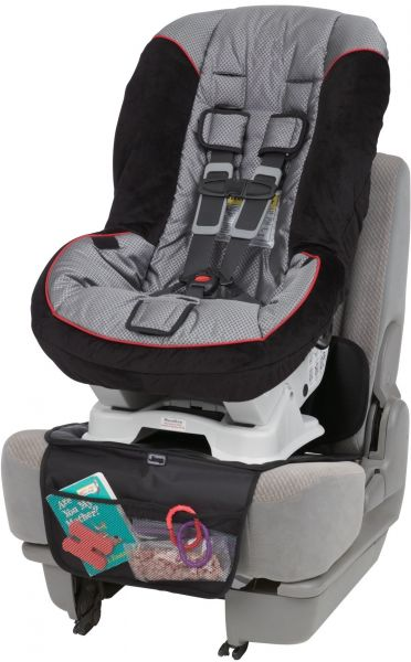 J Is For Jeep Car Seat Protector Black