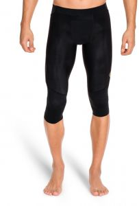 1e1d4d91ee SKINS Men's A400 Compression 3/4 Tights X-Large Gold