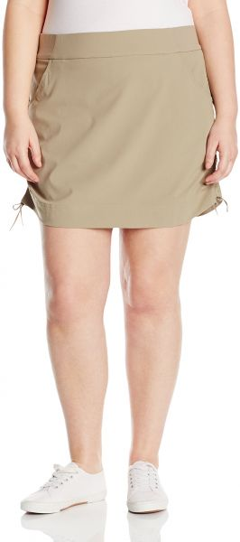 5bd84a8c121 Columbia Women s Plus-Size Anytime Casual Plus Size Skort Skirt ...