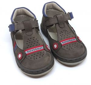 facdd713a65d Ten Comfort Sandals for Boys - Cocoa Brown
