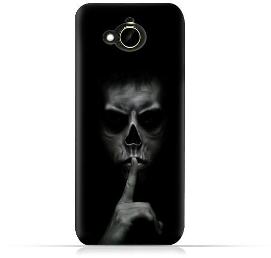 buy popular 6ac92 ebd72 HTC Desire 10 Compact TPU Silicone Protective Case with Gesturing Silence