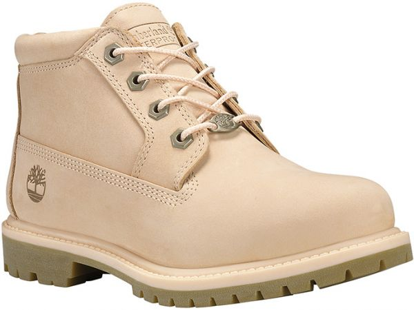 Timberland Beige Chukka & Desert For Women