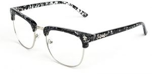 8a1c0db1d301 Half frame retro eyeglass woman s eyeglass