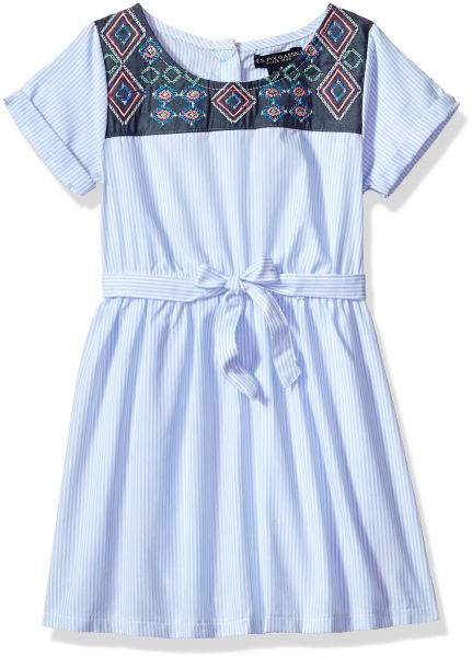 Periwinkle Casual Dress