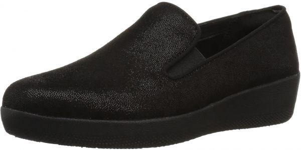 bac884a0b FitFlop Women s Superskate Leather Loafer Flat