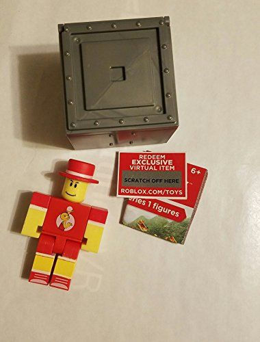 Roblox Series 1 Alexnewtron Action Figure Mystery Box Virtual Item