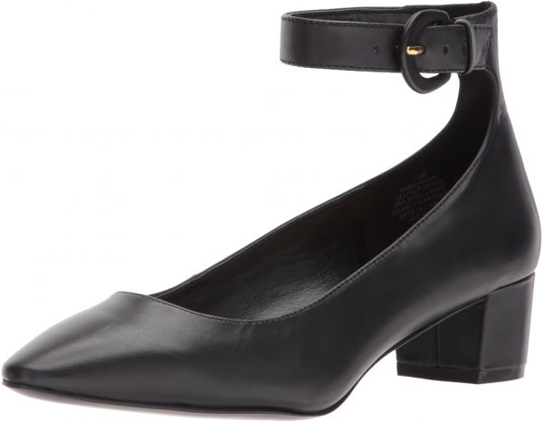 7f7308a28175 Nine West Women s Brianyah Leather Pump