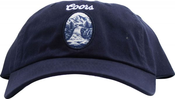 Brixton Men s Coors Filtered Low Profile Unstructured Adjustable Hat ... 046322d1369
