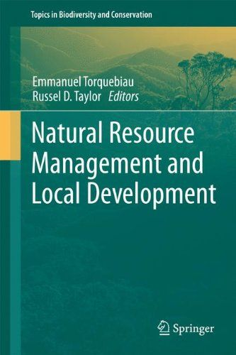 topic on conservation of natural resources