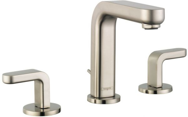 Hansgrohe Metris S Widespread Faucet With Lever Handles 31067821 1