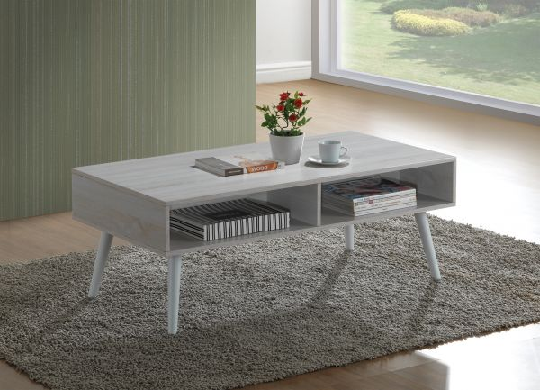 5c22aa6f5 Maison Concept CF 3122 Wooden Center Table, Off White - H 600 mm x W ...