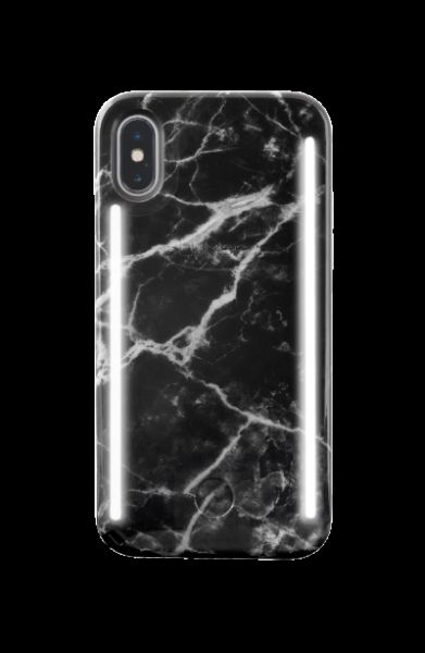purchase cheap 17a4b a52f0 LuMee DUO iPhone X - Black Marble | KSA | Souq