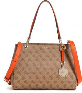 Guess Satchels Bag for Women - SO696509, Brown