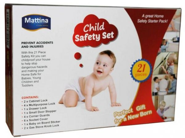 1bf8e8a4e Mattina Child Safety Set