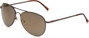 f937169b3a Kenneth Cole Unisex Aviator Sunglasses - 1268 08C - 57-15-135 mm