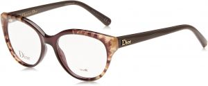 3be7a3eb9d1 Dior Homme Cat Eye Women s Reading Glasses - DHM02 - 55-15-130mm