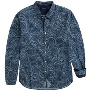683c6203aef4c8 Pepe Jeans Shirt for Men - Blue