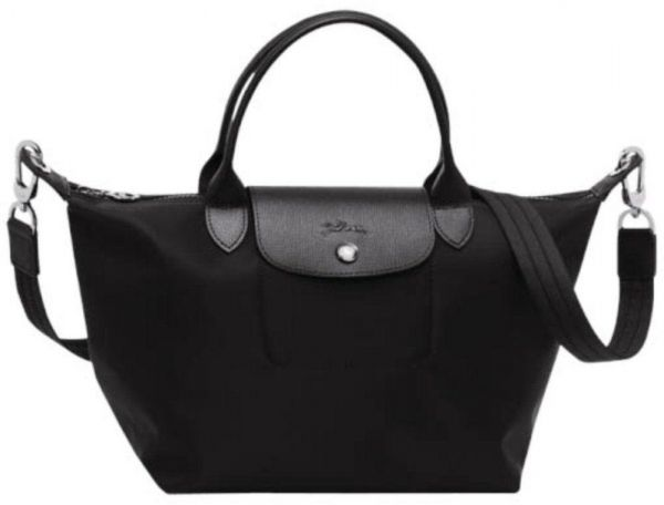 Longchamp Neo Le Pliage Medium Tote Bag with detachable Shoulder ... dec91df880