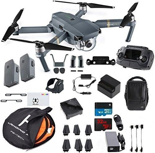 dji mavic pro drone quadcopter fly more combo with 3. Black Bedroom Furniture Sets. Home Design Ideas