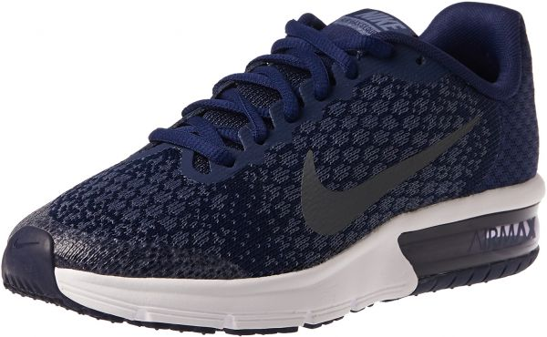 604b9f7e7c0 Nike Air Max Sequent 2(GS) Sneaker For Kids