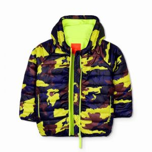 e50ea8abdf50 Cherry Crumble Camper Camo Jacket For Boys