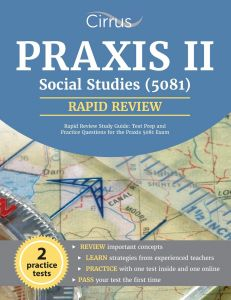 Sale on ap psychology 2016 study guide ap psychology review book and praxis ii social studies 5081 rapid review study guide test prep and practice questions for the praxis 5081 exam gumiabroncs Gallery