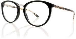bd8d60c4f95b CHRISTIAN DIOR Round Medical Glasses For Women - Clear