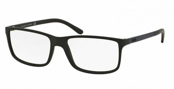 bc9fdb8d7fd Polo Ralph Lauren Square Medical Glasses For Men - Clear