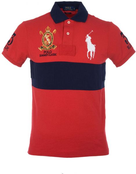 Shirt T Egypt For Men Ralph BlueSouq Redamp; Lauren Polo Nw0m8n