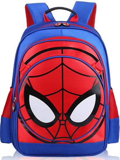 Waterproof Cute 3D Spiderman Children Backpacks Baby School Bags For Boys  Cartoon Backpack Kids -xx e7ec8a813bc40
