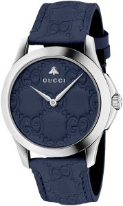 b978a0e5ea0 Gucci Casual Watch For Unisex Analog Leather - YA1264032