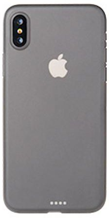 Apple iPhone X Silicone Case-Grey. by Other 030e0dcbdd