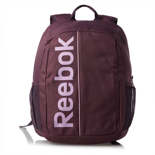 Reebok Sports Backpack for Unisex - Purple