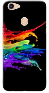 Back Cover Dark Background For Oppo F5 Multi Color Buy Online Mobile Phone Accessories At Best Prices In Egypt Souq Com